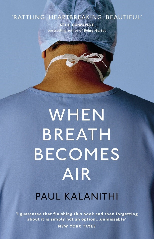 When Breath Becomes Air - book cover image
