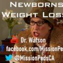 Newborn Weight Loss Video Thumbnail