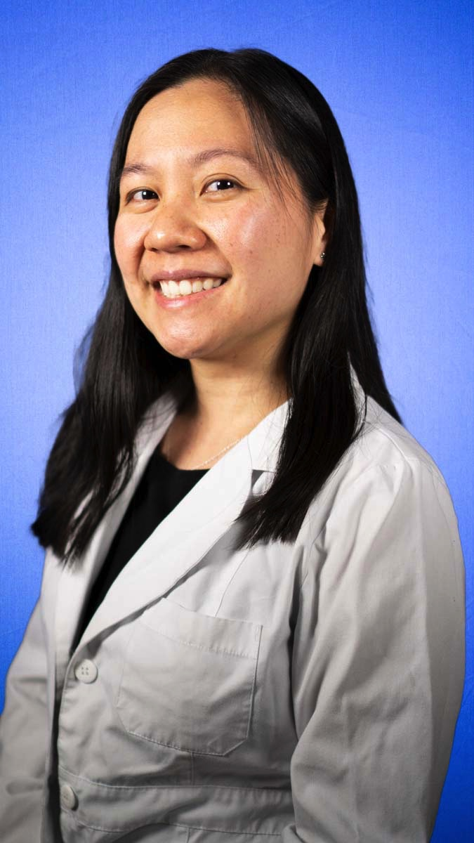 Physician Assistant Janet Li