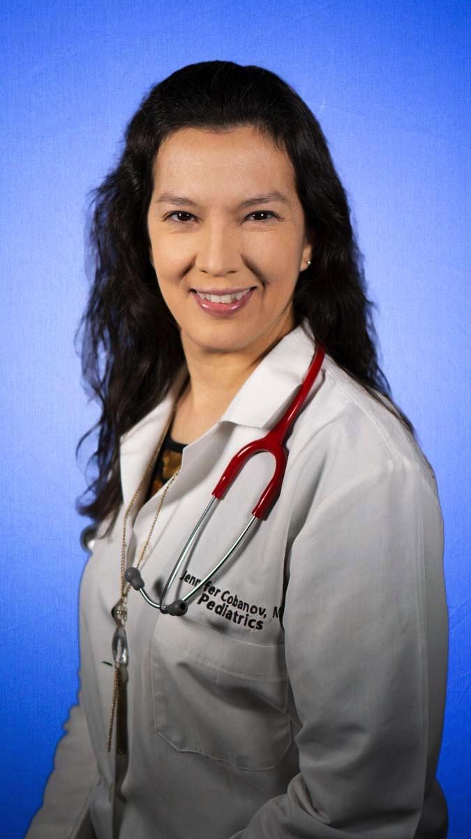 Dr. Jennifer Cobanov